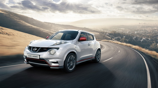 Самый мощный Nissan Juke Nismo приедет в Лос-Анджелес