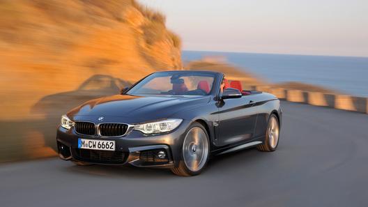 Новый кабриолет BMW лишится крыши за 20 секунд