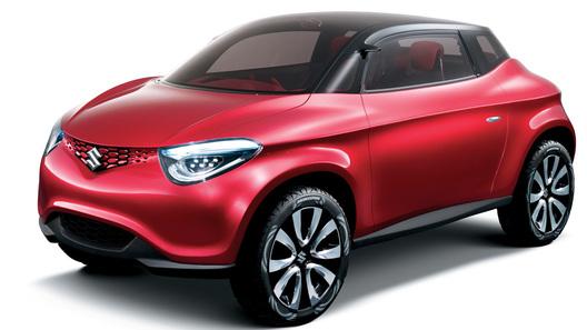 Новый концепт-кар Suzuki оказался