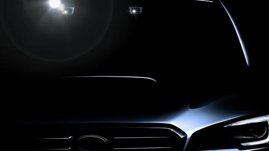 Subaru представила имя своей новой модели