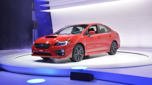 Subaru представил новое поколение WRX в Лос-Анджелесе