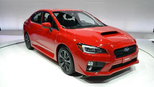 Новый Subaru WRX будет стоить в России от 1,6 млн рублей