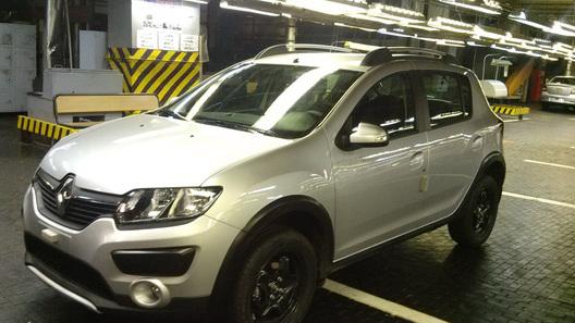 Рассекречены российские Renault Logan и Sandero