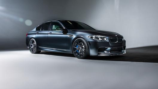 Тюнеры добавили мелких штрихов к облику BMW M5