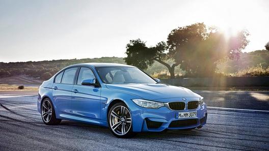 Первые официальные фото новой BMW M3 всплыли в Интернете