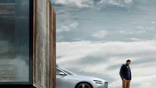 Volvo готовит к премьере новое купе