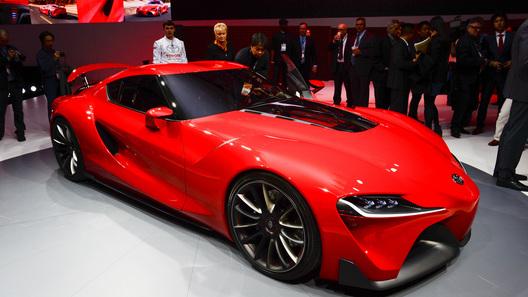 Toyota построит еще один концепт FT-1 с прицелом на серийное производство