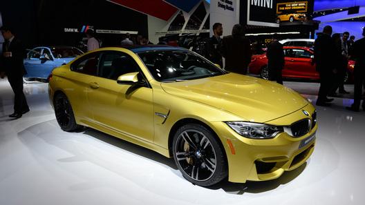 Подготовкой новых BMW M3 и M4 занимались звезды автоспорта