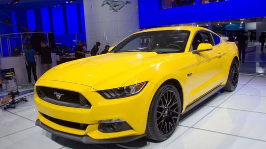 Новый Ford Mustang: мотора V6 в Европе не будет