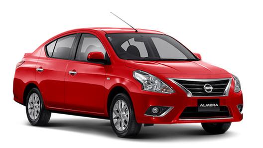Nissan показал в Таиланде обновленную Almera
