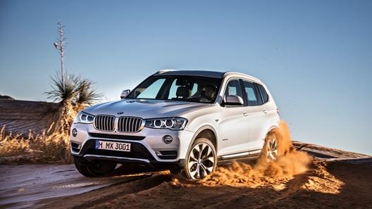 BMW обновила кроссовер Х3