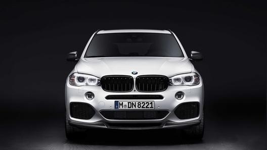 BMW X5 стал спортивнее с новым пакетом опций