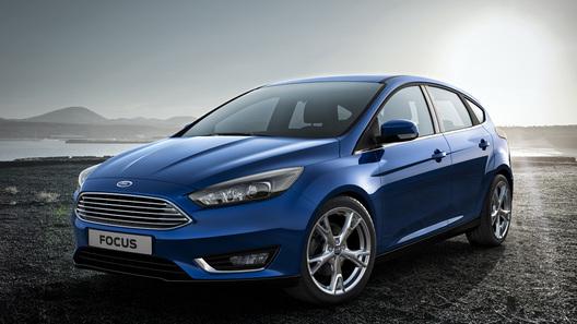 Ford Focus дождался обновления
