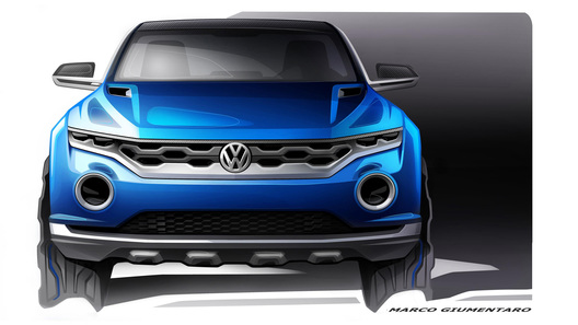 Новые кроссоверы Volkswagen встают в очередь на конвейер