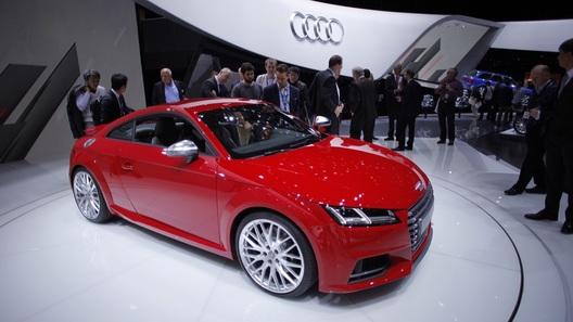 Продажи нового поколения Audi TT в России начнутся 27 августа