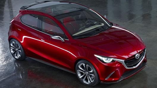 Новая компактная модель Toyota получит двигатели Mazda