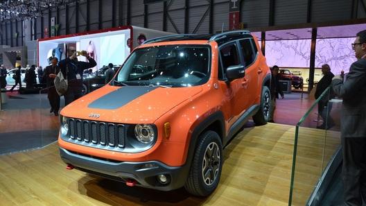 Самый маленький Jeep появится в России в начале 2015 года