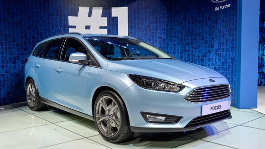 Главной звездой Ford на автосалоне в Женеве стал обновленный Focus