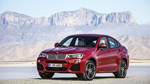 У BMW X6 появилась