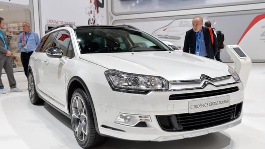 Универсал повышенной проходимости Citroen засветился в Женеве