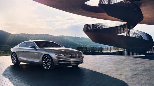 BMW 9 серии станет конкурентом