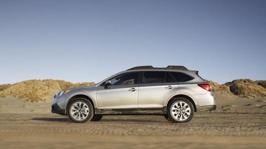 В Нью-Йорке дебютировал новый Subaru Outback