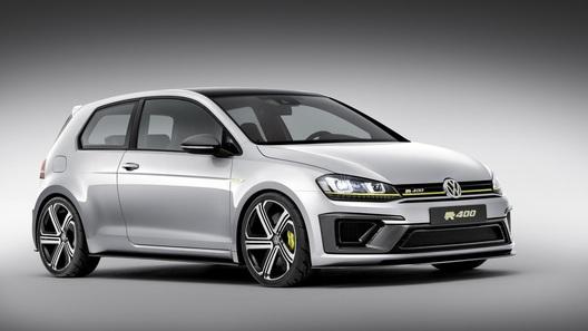 Volkswagen сделает самый мощный Golf еще мощнее