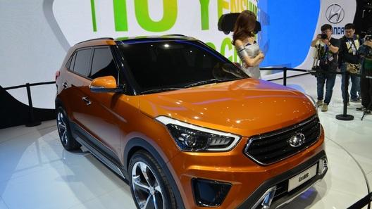 Компактный кроссовер от Hyundai доберется до конвейера через несколько месяцев