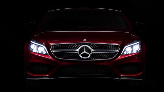 Обновленный Mercedes-Benz CLS получит продвинутую светодиодную оптику