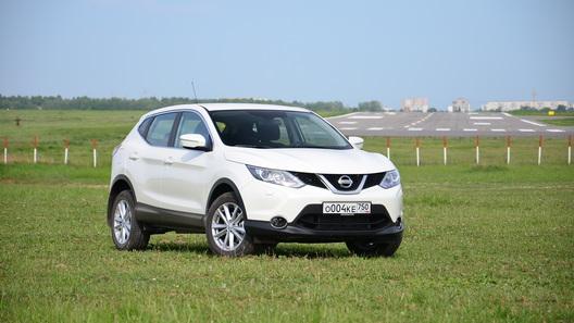 Тест нового Nissan Qashqai 1,2: Палка турбе не помеха?
