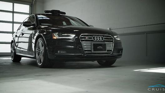 Из Audi A4 можно сделать беспилотник