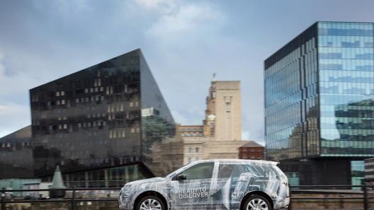 Преемник Land Rover Freelander получит семь мест в стандартной комплектации