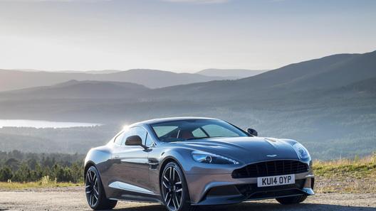 Aston Martin начал устанавливать 8-ступенчатый