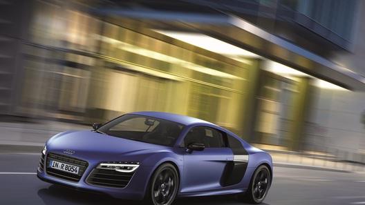 Новый Audi R8 будет стоить в России чуть больше 6 млн рублей