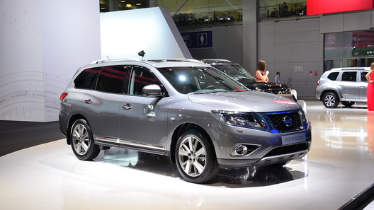 Самый дешевый Nissan Pathfinder будет стоить почти 2 млн рублей