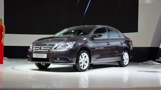 Новый седан Nissan Sentra появится в продаже в ноябре