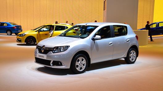 Renault сохранил прежние цены на Sandero с новым мотором