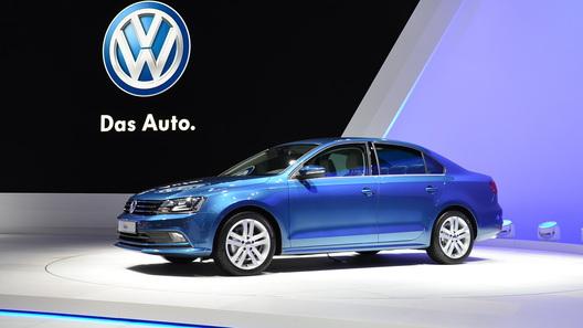 Все новинки от Volkswagen выйдут после февраля 2015 года