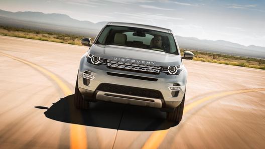 Последняя новинка Land Rover за полгода подорожала на полмиллиона