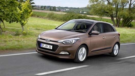 Hyundai представила новое поколение хэтчбека i20