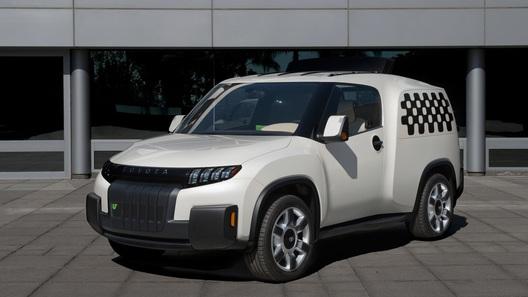 Toyota создала концепт для любителей ручного труда