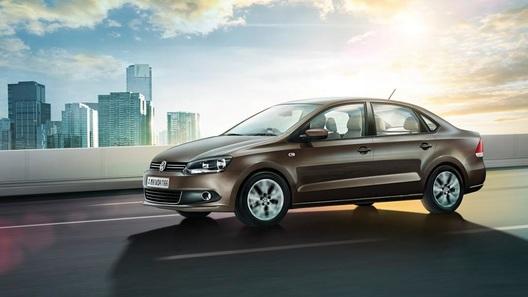 Рассекречен обновленный Volkswagen Polo Sedan