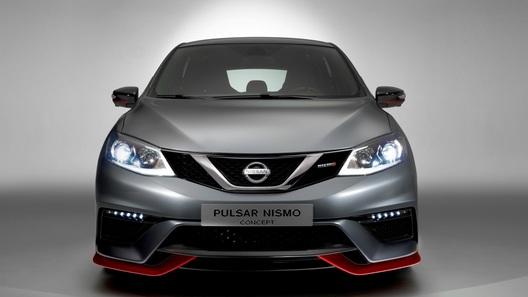 Nissan рассекретила хэтчбек Pulsar в версии для Европы