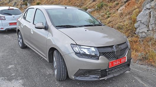 Renault Logan может получить