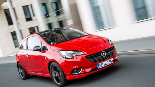 Новая Opel Corsa получила спортпакет
