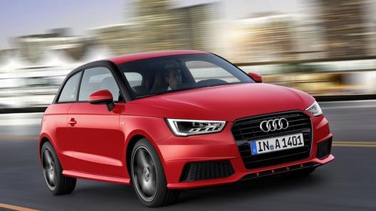 Хэтчбек Audi A1 получил трехцилиндровый мотор