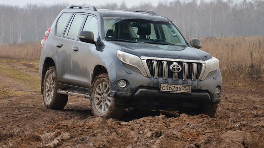 Посчитали-прослезились: ремонт подвески Toyota Land Cruiser Prado