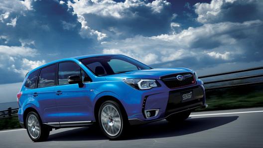 Компания Subaru выпустила