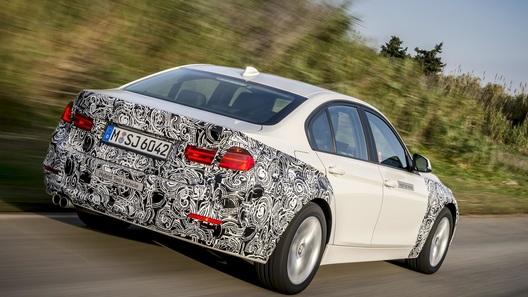 BMW рассекретила