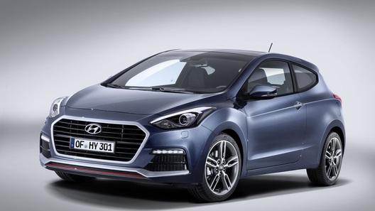 Hyundai построила свой первый горячий хэтчбек